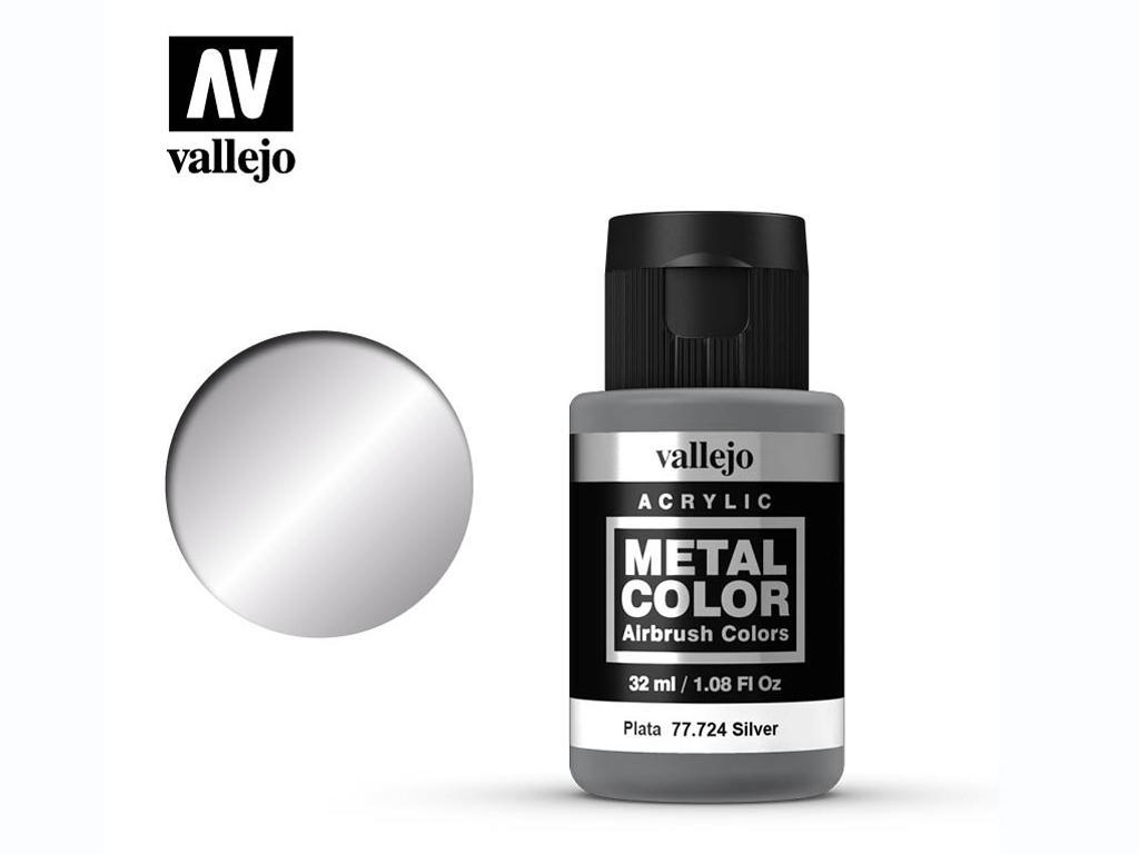 Metal color Plata (Vista 1)
