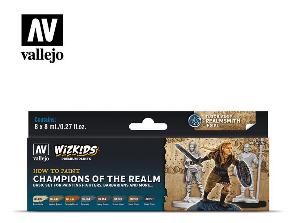 Campeones del Reino (Vista 1)