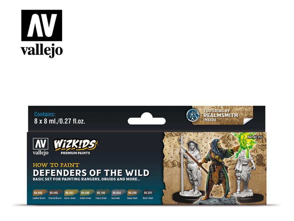 Defensores de la naturaleza (Vista 1)