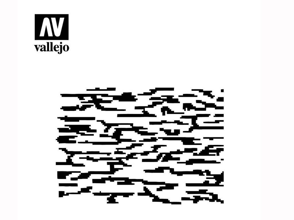Camuflaje Pixelado (Vista 2)