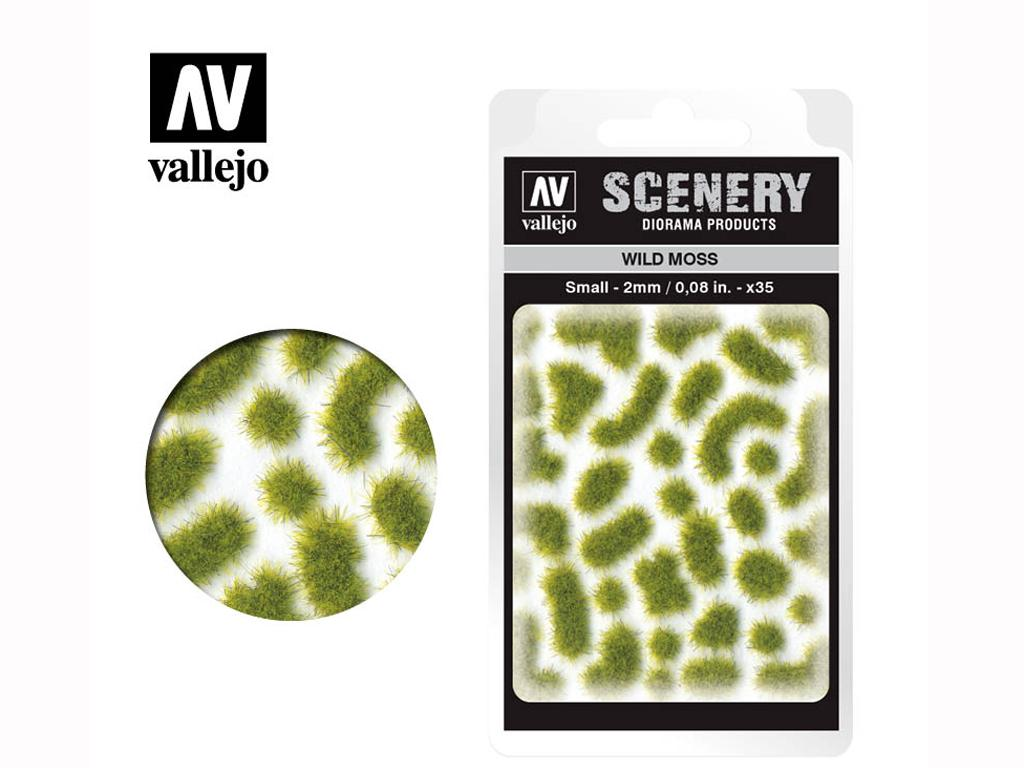 Wild Moss (Vista 1)