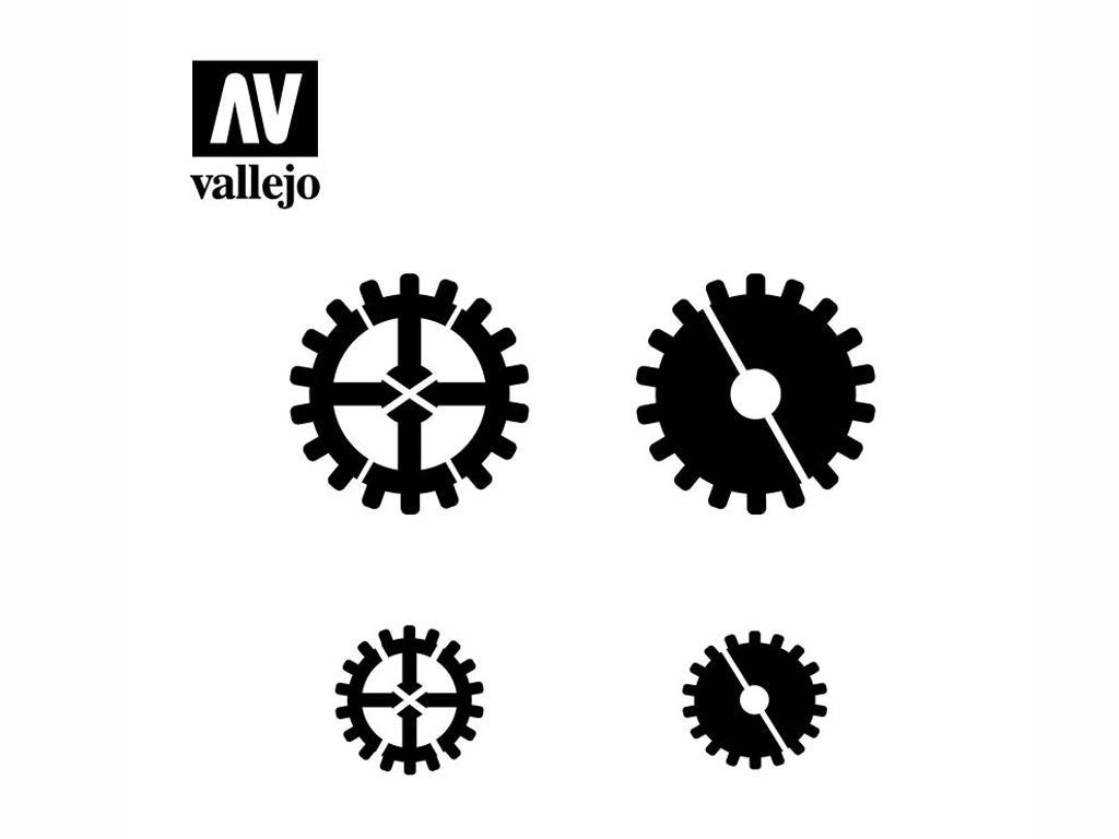 Engranajes (Vista 2)