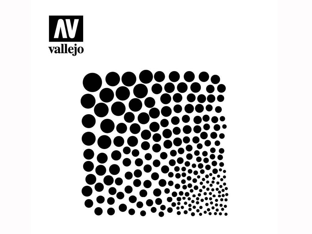 Texturas Circulares (Vista 2)