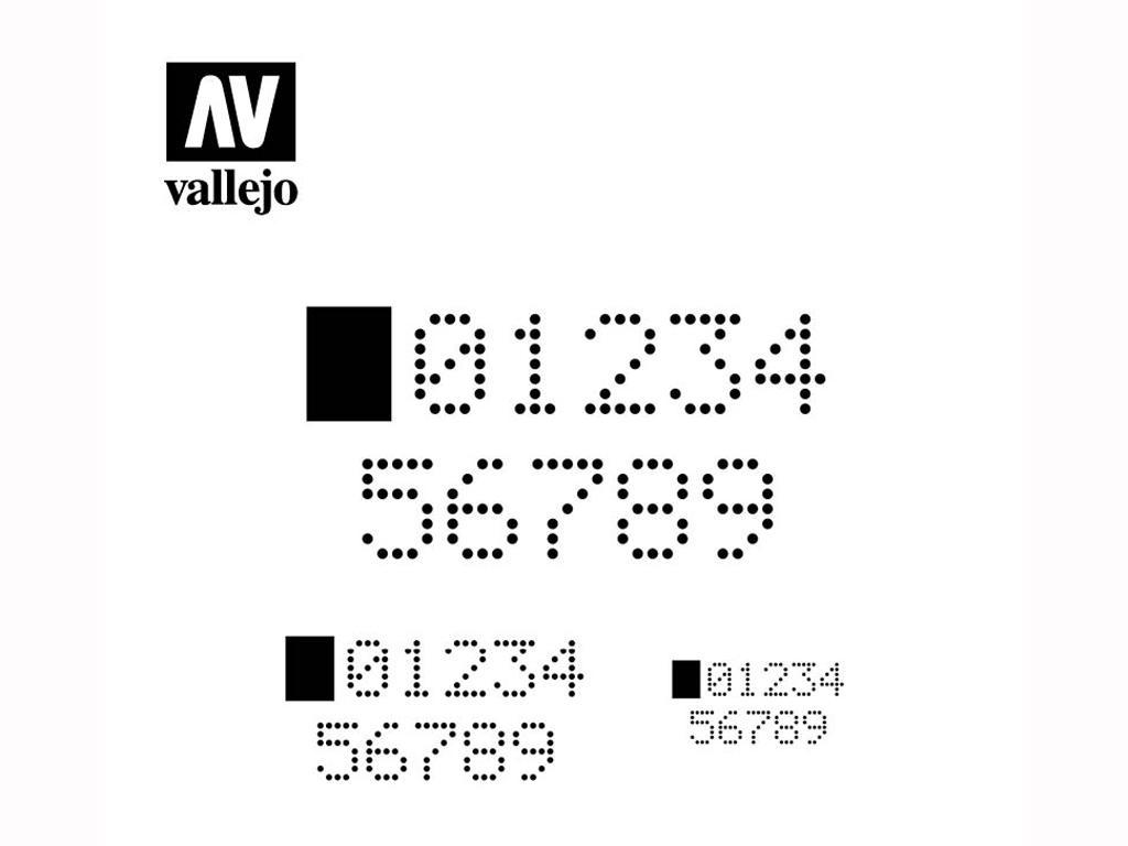 Números Digitales (Vista 2)