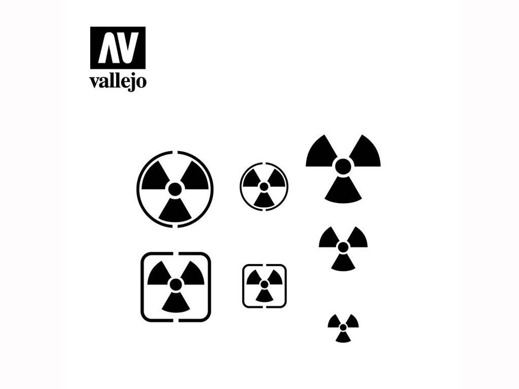 Señales de Radioactividad (Vista 2)