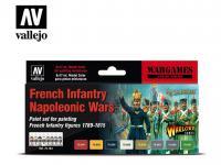 Infantería Francesa - Guerras Napoleónic (Vista 3)