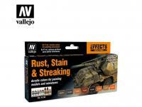Manchas, Oxido y Streaking (Vista 2)