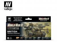 British Armour & Infantry (Vista 3)