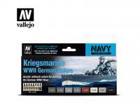 Colores alemanes Kriegsmarine WWII (Vista 3)