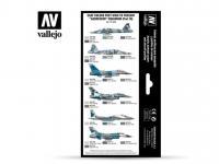 USAF Escuadrón  (Vista 4)