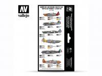 "Armée de l'Air colors 1939 to 1942 ""Battle of France"" & Vichy AF (Vista 4)"
