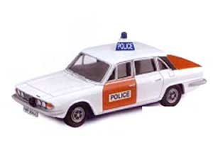Triumph 2000 West Mercia Police