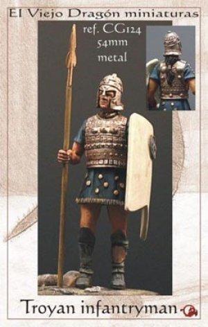 Infanteria Troyana 1100 BC  (Vista 1)