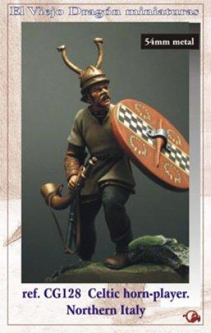 Celtic Horn Player - Northernitaly 1st c  (Vista 1)