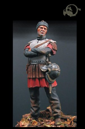 Roman Capsario, 170 AD  (Vista 1)