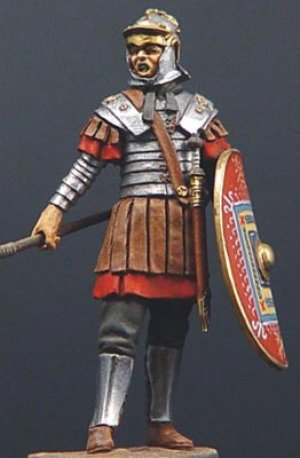 Legionario romano  (Vista 1)