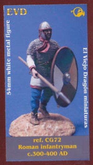 Infanteria Romana 300-400 Ap.J.C.  (Vista 1)