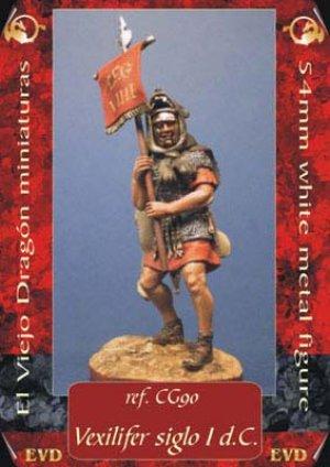 Roman Vexilifer - 1st Century A.D.  (Vista 1)