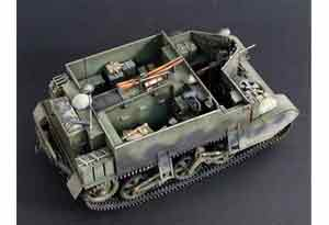 Resin Models 1/15 and 1/16 Scale VERL-1042