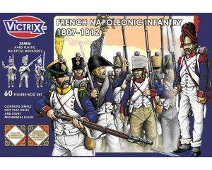 French Napoleonic Infantry 1807 - 1812  (Vista 1)