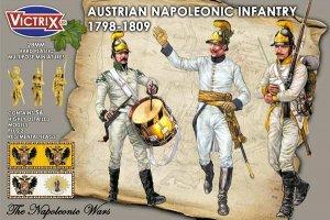 Napoleonic Austrian Infantry in helmets  (Vista 1)