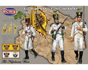 Napoleonic Austrian Infantry in shakos 1  (Vista 1)