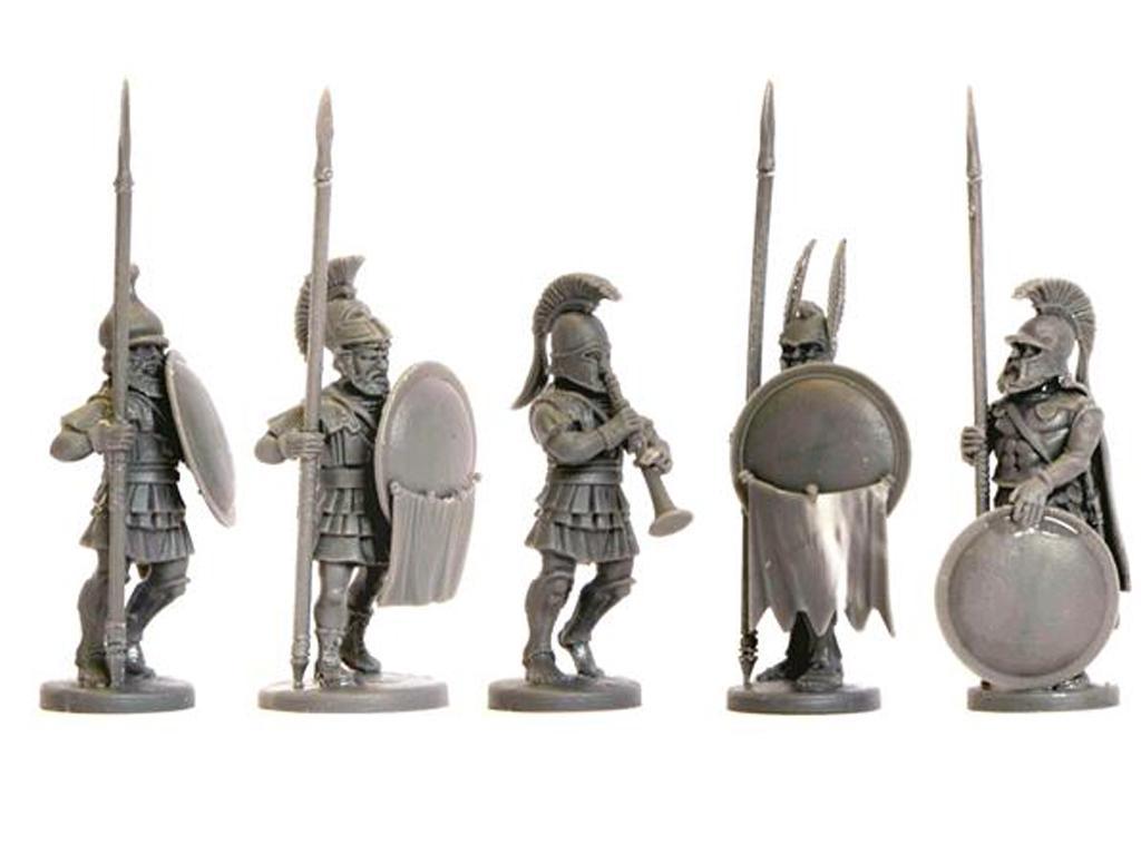 Hoplitas Atenienses (Vista 2)