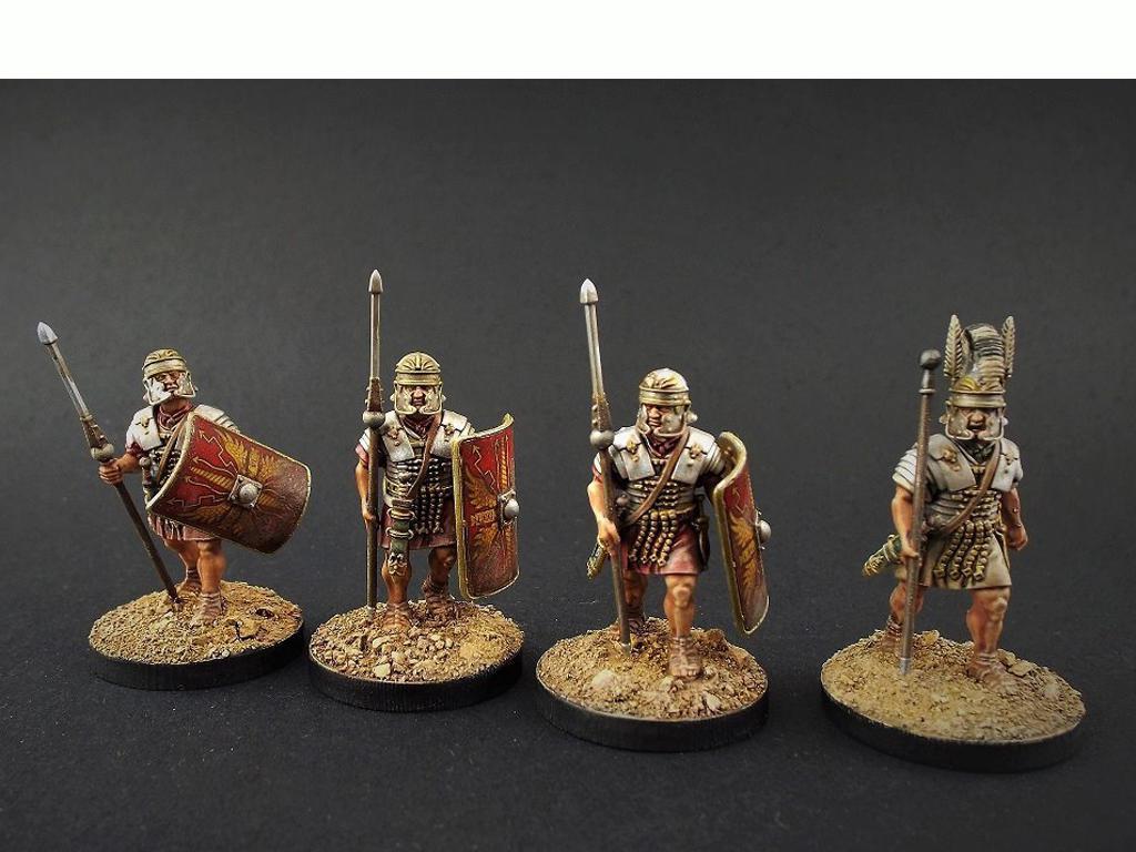 Legionarios Romanos Imperiales (Vista 3)