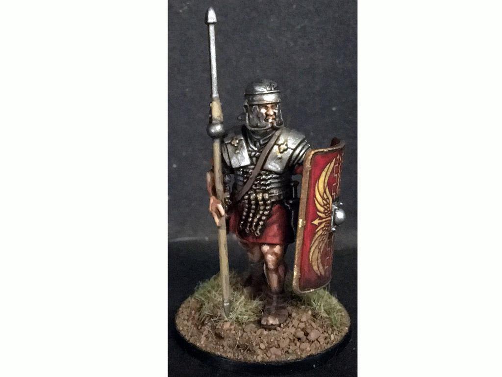 Legionarios Romanos Imperiales (Vista 5)