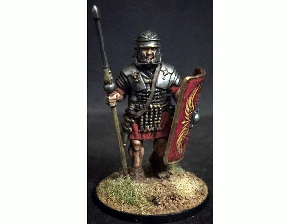 Legionarios Romanos Imperiales (Vista 6)