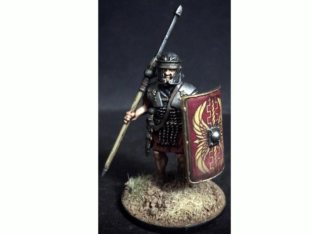 Legionarios Romanos Imperiales (Vista 7)