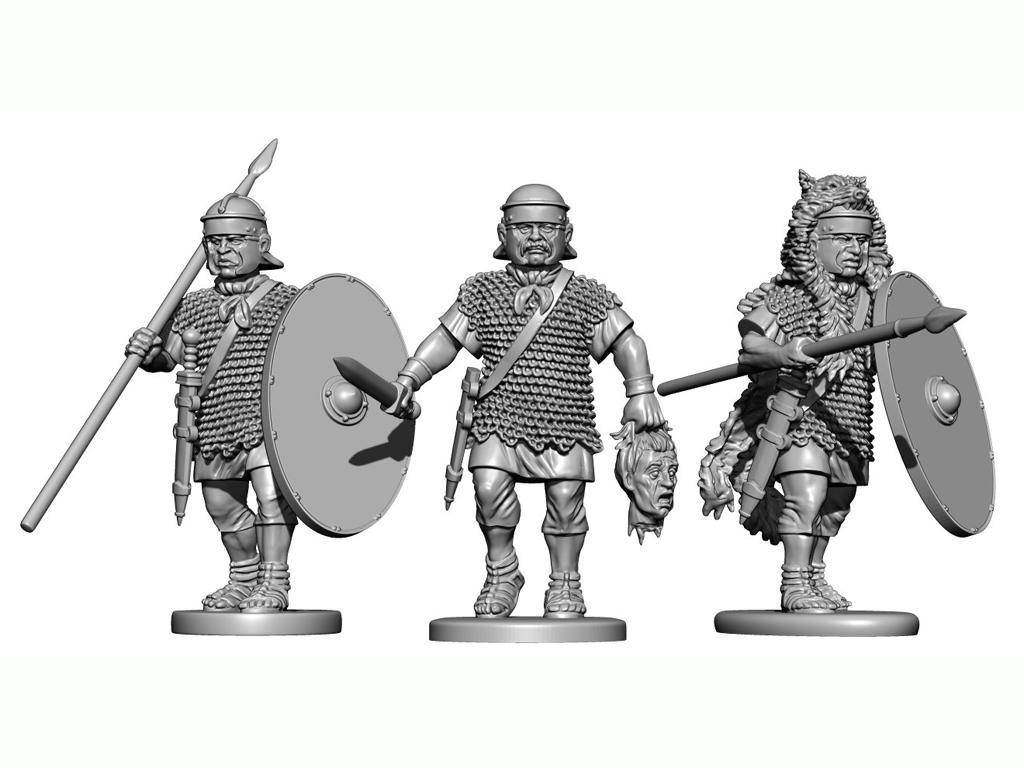 Auxiliares del antiguo Imperio Romano (Vista 10)