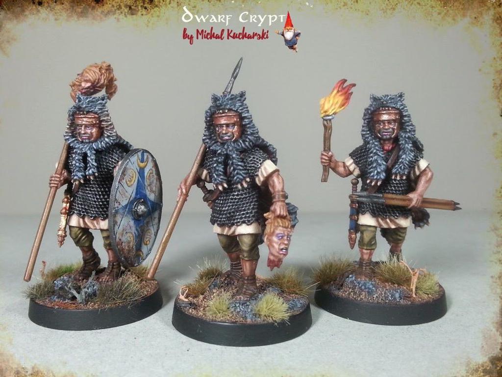 Auxiliares del antiguo Imperio Romano (Vista 2)