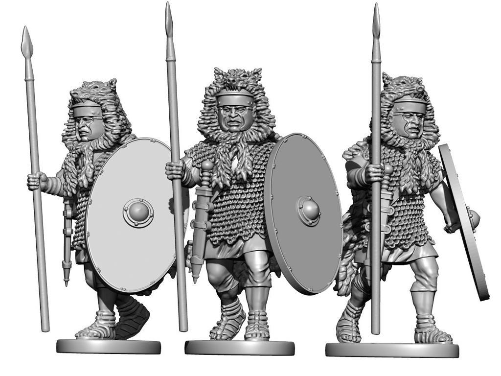 Auxiliares del antiguo Imperio Romano (Vista 3)