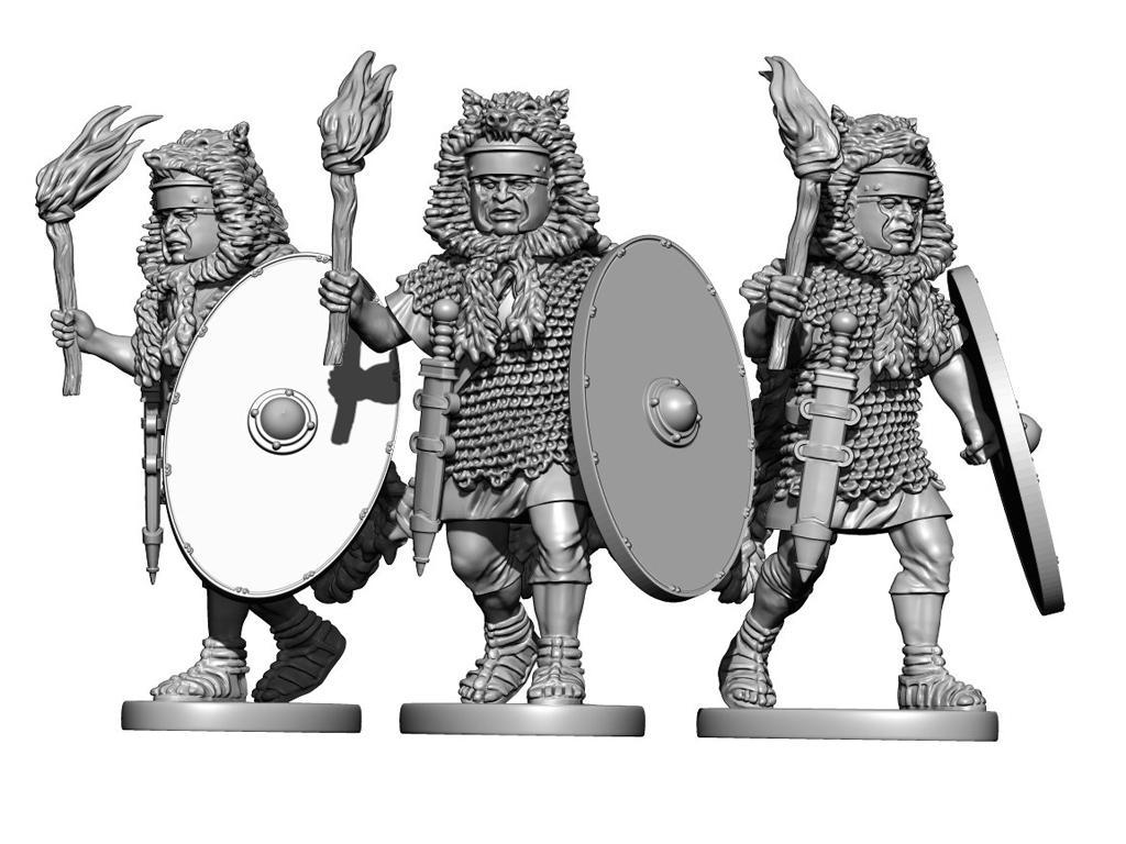 Auxiliares del antiguo Imperio Romano (Vista 4)