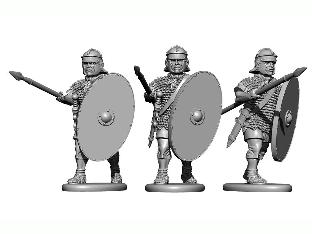 Auxiliares del antiguo Imperio Romano (Vista 5)