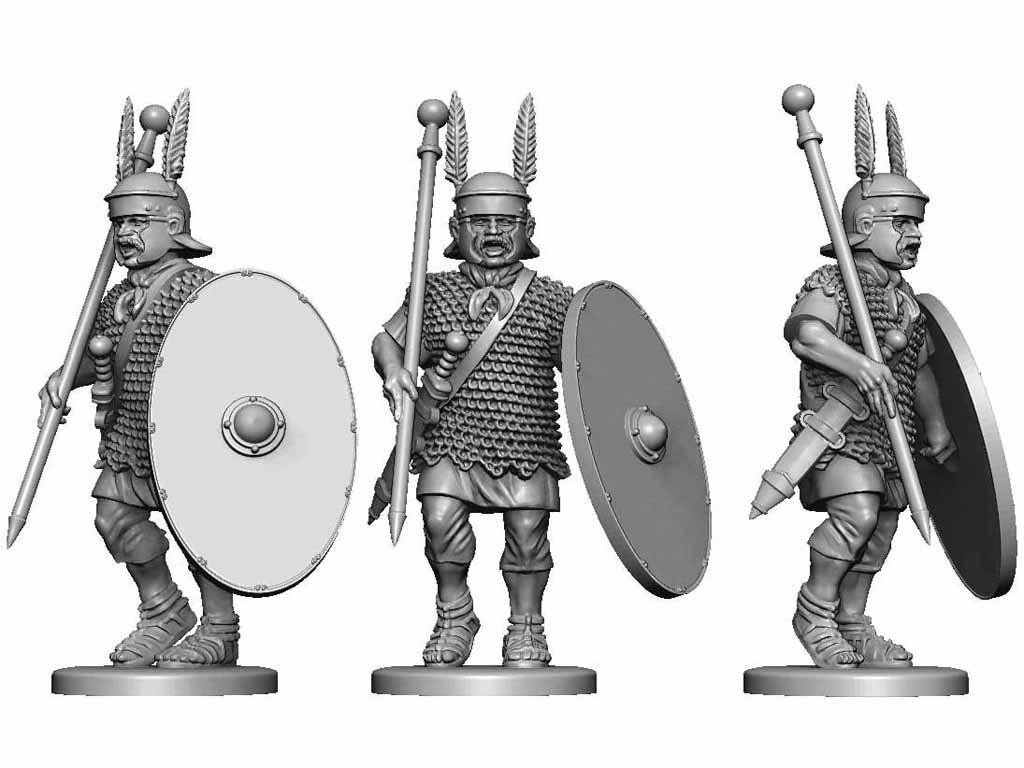 Auxiliares del antiguo Imperio Romano (Vista 6)