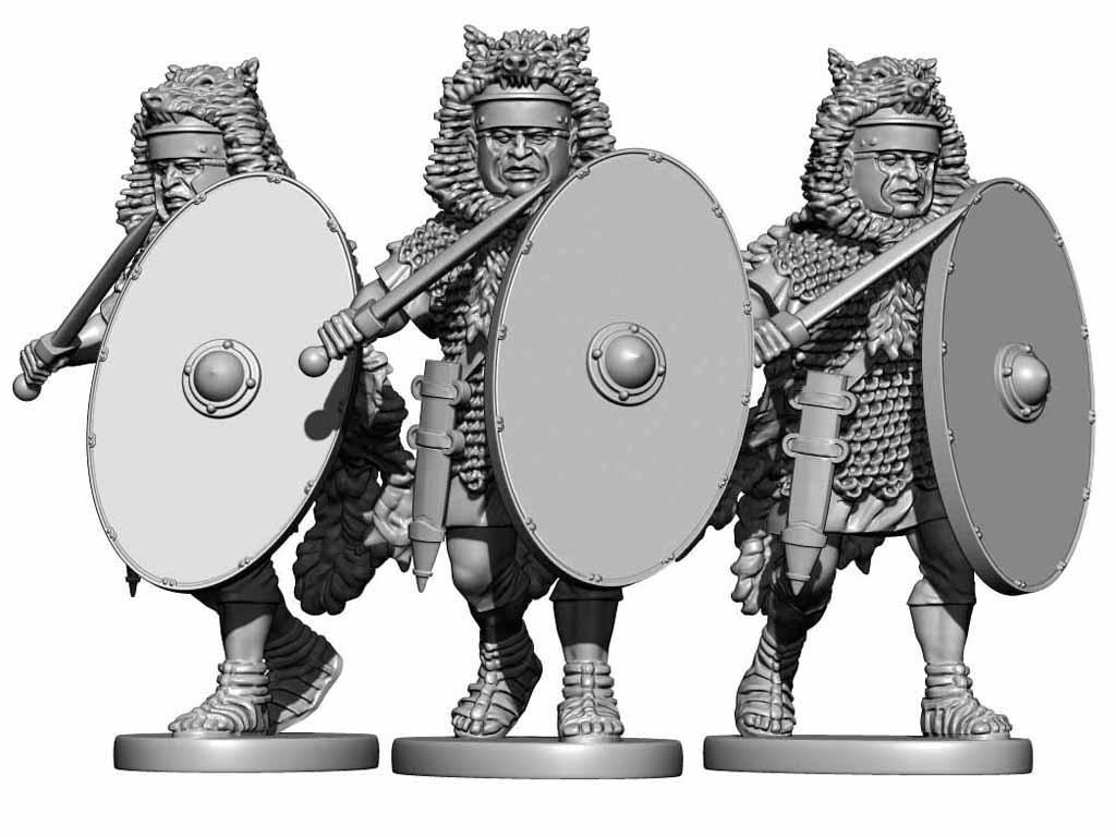 Auxiliares del antiguo Imperio Romano (Vista 7)