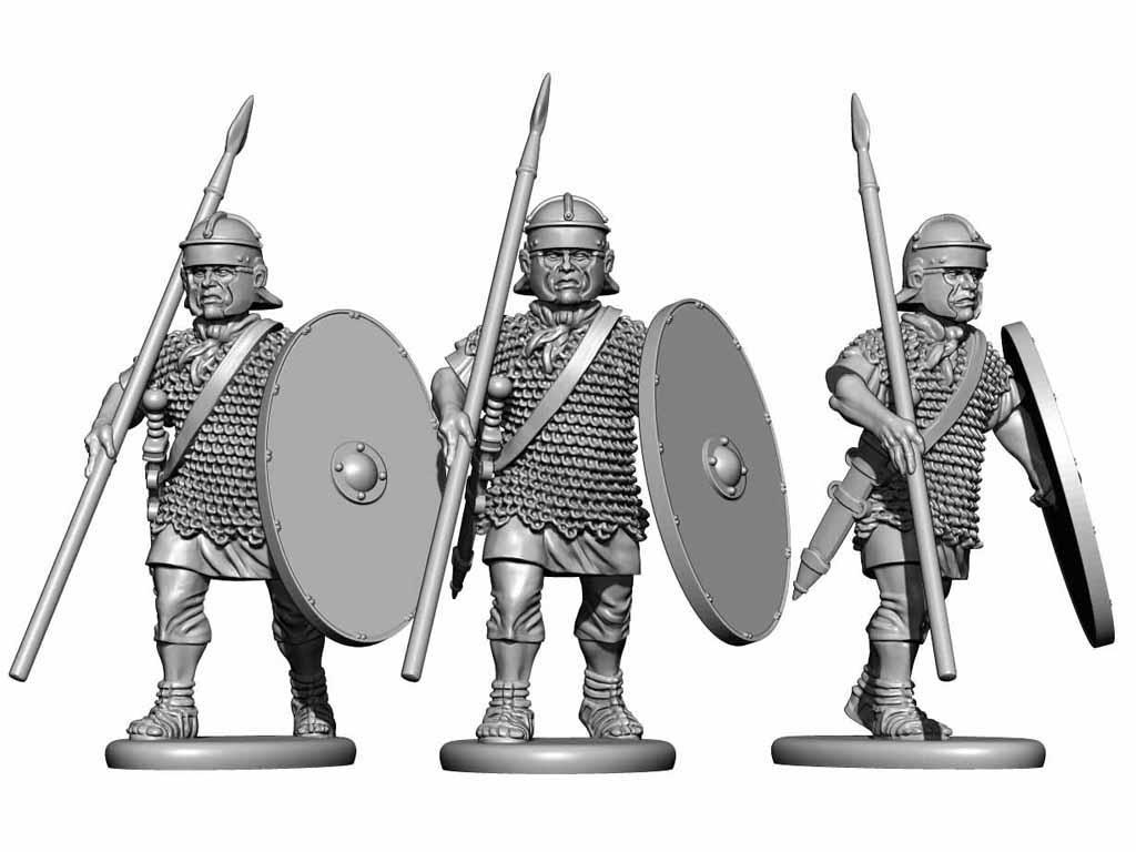Auxiliares del antiguo Imperio Romano (Vista 8)