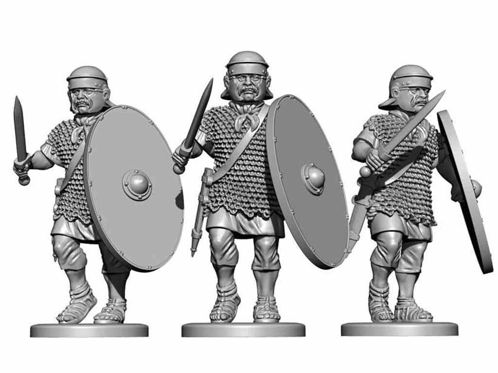Auxiliares del antiguo Imperio Romano (Vista 9)