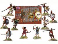 Griegos hoplitas y arqueros (Vista 12)