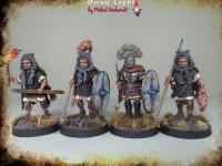 Legionarios Romanos Imperiales (Vista 9)