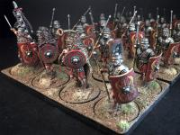 Legionarios Romanos Imperiales (Vista 11)