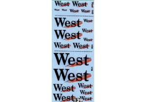West 1/43-1/24-1/18  (Vista 1)