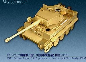 Tiger I Mid Version - Ref.: VOYA-PE35072