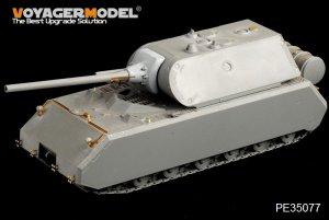 German MAUS Super heavy tank - Ref.: VOYA-PE35077