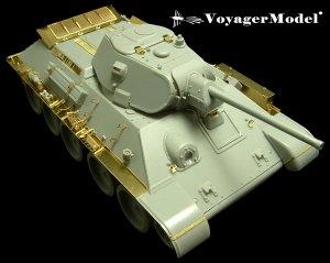 T-34/76 Mod.1940/1941/German Army - Ref.: VOYA-PE35082