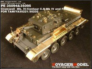 Fenders for Cromwell Mk. IV/Centaur C.S. - Ref.: VOYA-PE35095