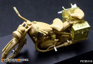 DKW NZ350 Motorcyle  - Ref.: VOYA-PE35114