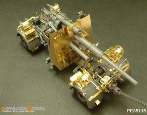 FLAK 36/37 88mm wih Zundapp - Ref.: VOYA-PE35115